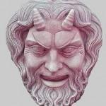 dio-pan-maschera